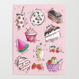 Food Love Poster