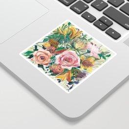 Bella Rosa Sticker