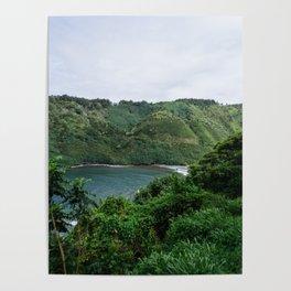 honomanu bay Poster