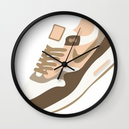 Flat Air Max Wall Clock