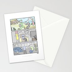 Life outside Stationery Cards