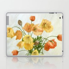 Meconopsis Cambrica Laptop & iPad Skin