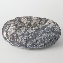 Grey Moutain by Gerlinde Streit Floor Pillow