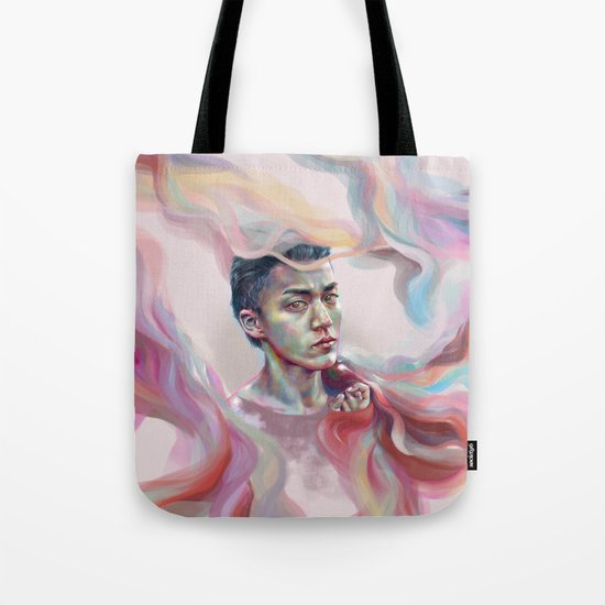 Anger in My Soul Tote Bag