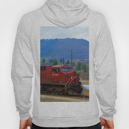 The Columbia Line Train Run Hoody