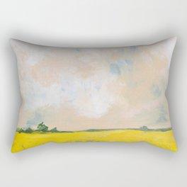 Follow the Yellow Brick Road Rectangular Pillow
