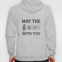 May the 4th be with you (light colors) Hoody