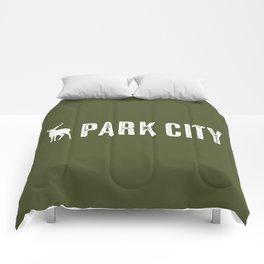 Utah: Park City Deer Comforters
