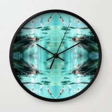 Underwater Delight Wall Clock