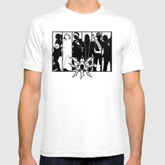 Mystery Men - The Other Guys SMALL Mens Fitted Tee White