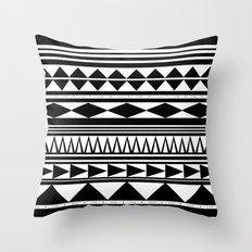 Tribal #5 Throw Pillow