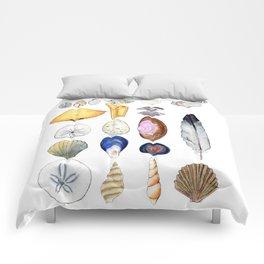 Beach Treasures Comforters