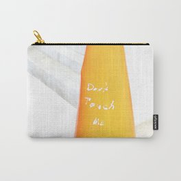 Don't Touch Me Carry-All Pouch