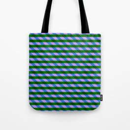 Color_Stripe_2019_002 Tote Bag