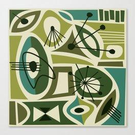 Tacande Canvas Print