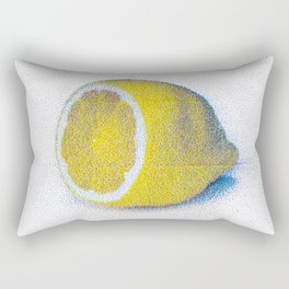 lemon - one Rectangular Pillow