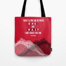 Oscar Levant Quote Tote Bag