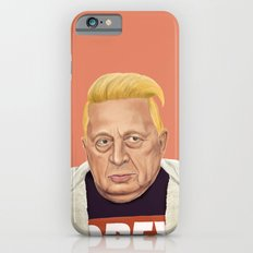 The Israeli Hipster leaders - Ariel Sharon iPhone 6 Slim Case