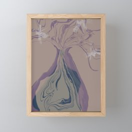 Delicacy Framed Mini Art Print