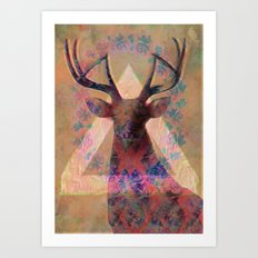 Wild Side  Art Print