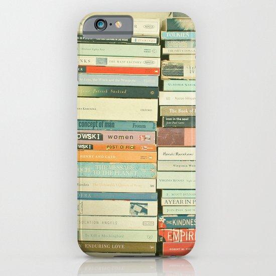 Bookworm iPhone & iPod Case