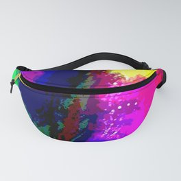 Tropical Blend Fanny Pack
