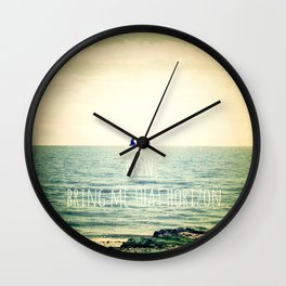 Now, bring me that horizon Wall Clock