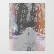 Huntington Park. Canvas Print