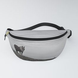 A Pony in the Pyrenees Fanny Pack