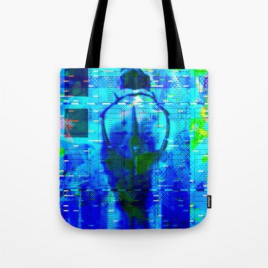 No Way No How < The NO Series (Blue) Tote Bag