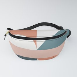 Cirque 03 Abstract Geometric Fanny Pack
