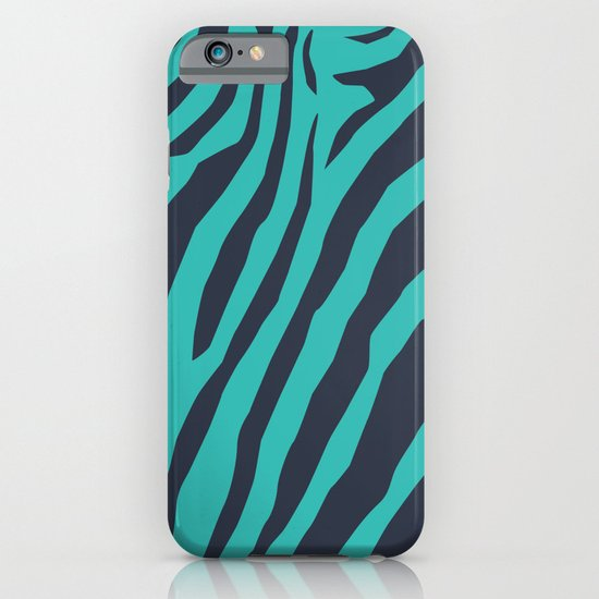 Zebra's Not Dead II iPhone & iPod Case