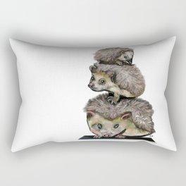 Need Space Rectangular Pillow