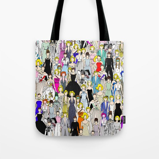 Tokyo Punks Two Tote Bag