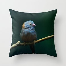 Cordon Bleu Canary Throw Pillow
