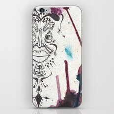 Mangofang forever iPhone & iPod Skin