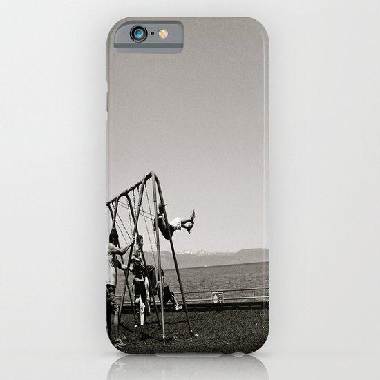 The Swing Set iPhone & iPod Case