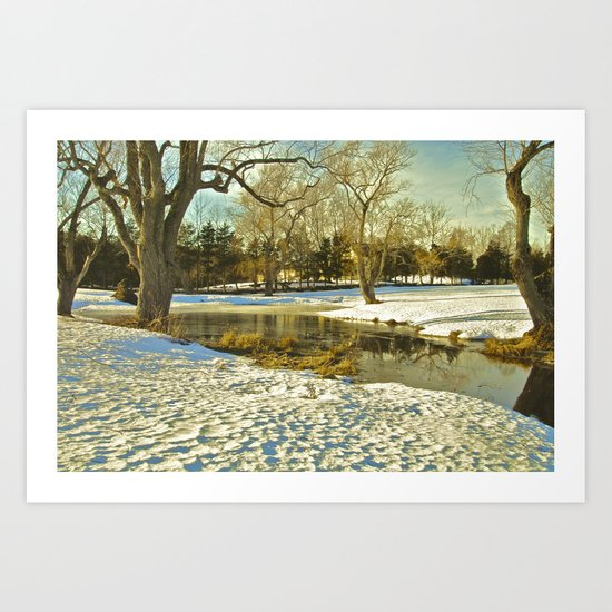 Somewhere Only We Know 2 Art Print