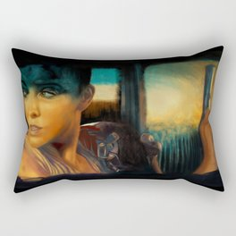 Imperator Furiosa Rectangular Pillow