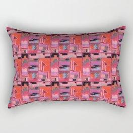 Medina of Tunis Rectangular Pillow