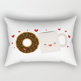 It's Love Rectangular Pillow