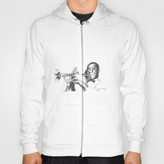 Louis Armstrong, Satchmo or Pops Hoody