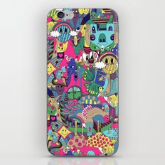 NOT JUST FOR KIDS iPhone & iPod Skin