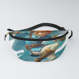 Link (The legend of Zelda Breath of the wild) Fanny Pack
