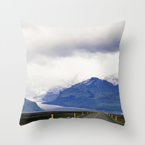 our path Throw Pillow