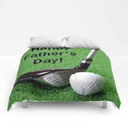 Fathers Day - Enjoy! Comforters