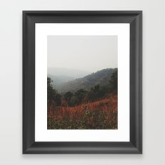 Whispering Wind Framed Art Print