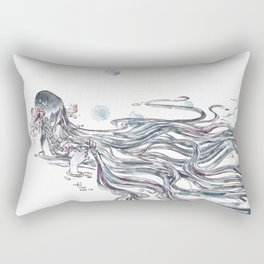 Self Control Rectangular Pillow