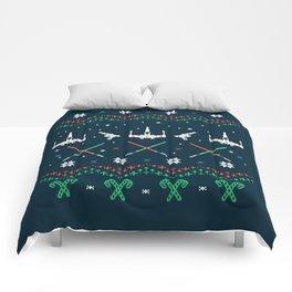 Rogue Christmas Comforters
