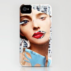 Make me beautiful | Collage iPhone (4, 4s) Slim Case